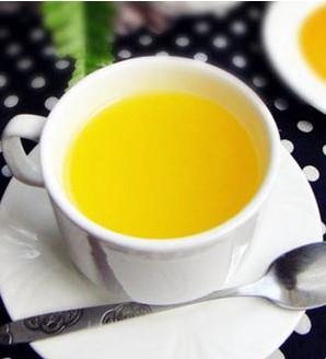 清热化痰 蜂蜜金桔茶